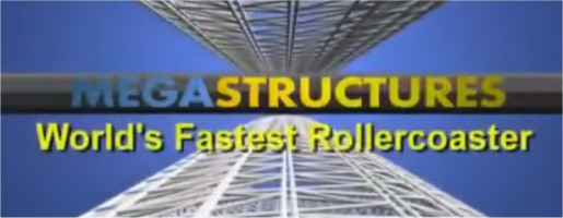 Fastest Rollercoaster Documentary