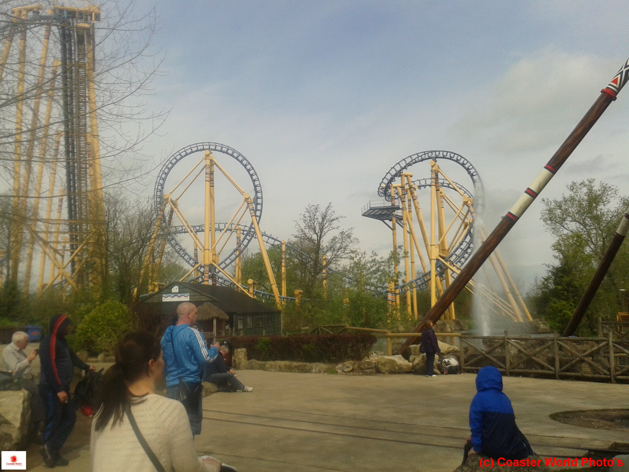 Drayton Manor 2015